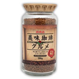 MMC美味即溶咖啡200g