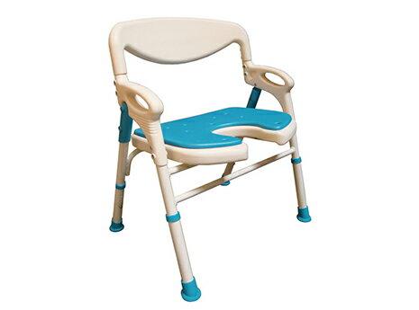 杏華 可收合洗澡椅 S198(洗澡椅)