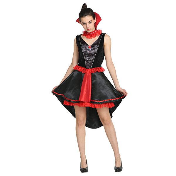 X射線 精緻禮品:X射線【W380039】性感蜘蛛吸血女,化妝舞會蜘蛛女吸血鬼尾牙萬聖節cosplay表演攝影寫真
