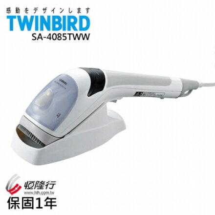 <br/><br/>  日本 TWINBIRD 手持式離子蒸氣熨斗 SA-4085TWW<br/><br/>
