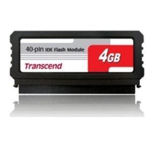 *╯新風尚潮流╭*創見 固態硬碟 4GB IDE 快閃記憶卡(40pin垂直型) TS4GPTM510-40V