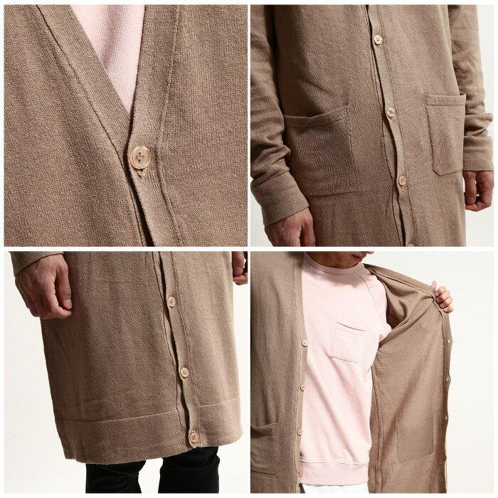 純棉開襟外套 4