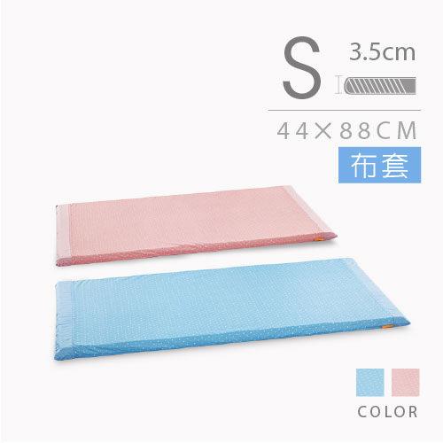 mammyshop 媽咪小站 - 天然乳膠系列布套.嬰兒乳膠床墊 .(不含床墊).44x88x3.5CM (S)