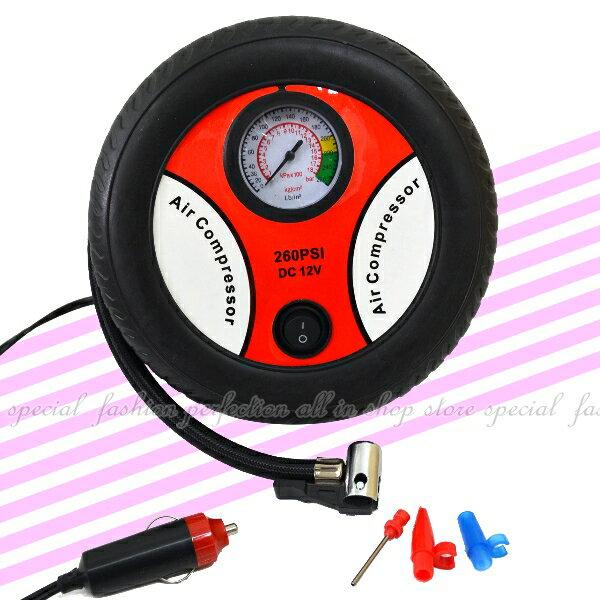 輪胎氣泵19缸12V 輪胎打氣機 電動打氣機 車載充氣機 充氣泵 幫浦 打氣筒【DJ495】◎123便利屋◎