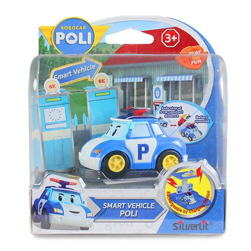 ★衛立兒生活館★Poli波力-波力電動車(需另購充電站)RB83240