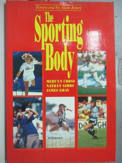 ~書寶 書T4/原文小說_WEL~The Sporting Body_Mervyn Cro