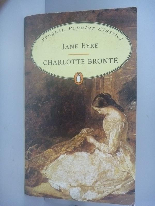 ~書寶 書T7/原文小說_IMI~Jane Eyre_Charlotte Bronte