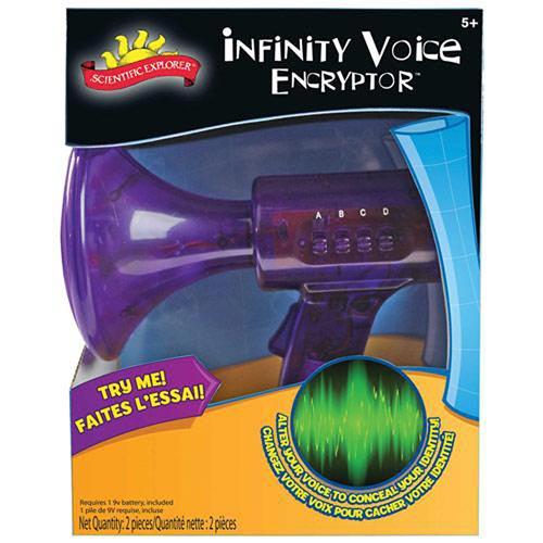 【奇買親子購物網】美國Scientific Explorer 發現科學-變聲器