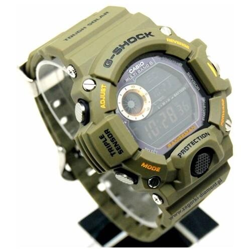 Casio G-Shock Master Of G Rangeman Solar Watch GW9400-3 2
