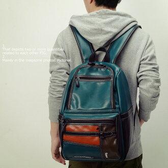 日本 背包 電腦背包 CrossCharm Rename 新潮休閒背包 日本新款 後背包 RRG-50048-18