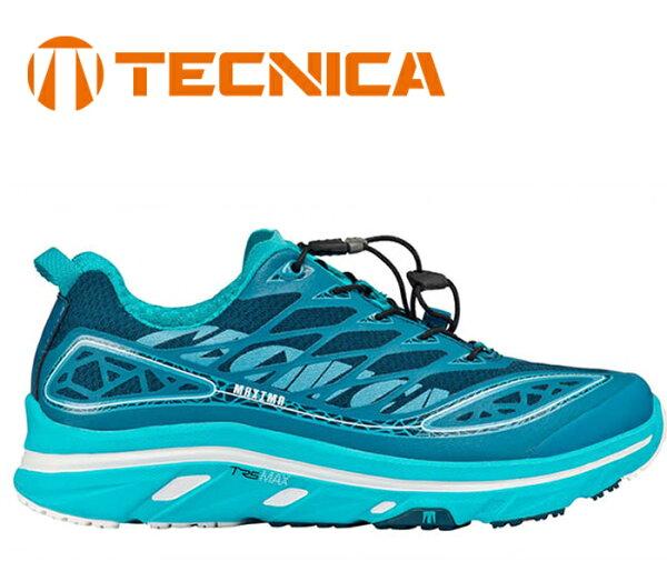 【TECNICA義大利】MAXIMA至尊路跑越野慢跑鞋女款/21223900003