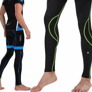 美麗大街【BK002】單車彈性壓縮 護大腿 大腿護套 大腿套