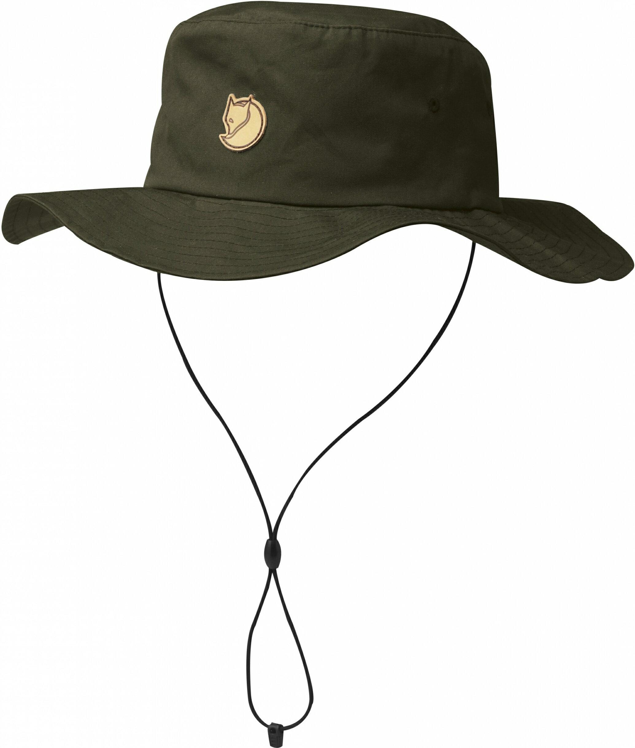 Fjallraven 瑞典北極狐 Hatfield 復古圓盤帽/獵裝帽/軍裝遮陽帽 79258 633深橄欖/台北山水
