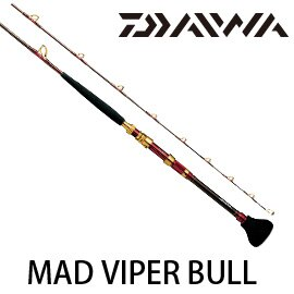 漁拓釣具 DAIWA MAD VIPER BULL HHH-205 (船釣竿)