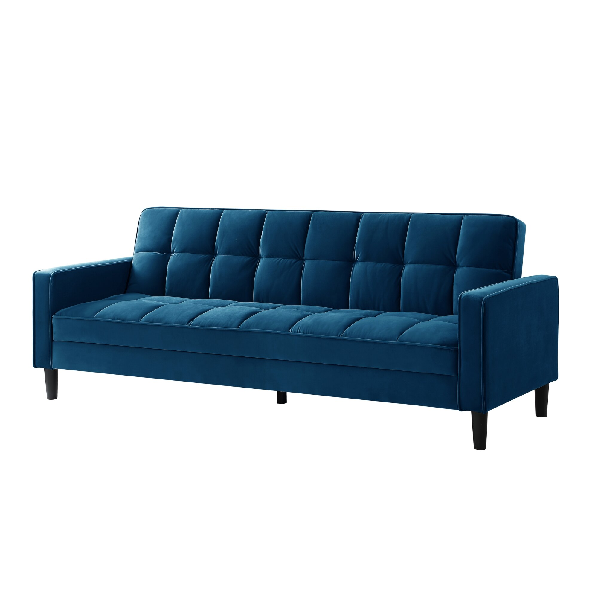 Olson Sofa Bed Convertible Tufted Storage
