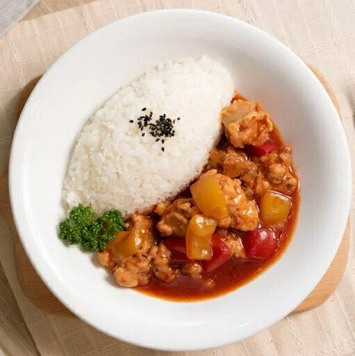 復興空廚綜合口味6入調理包(紅燒牛,糖醋雞,三杯鮮菇)