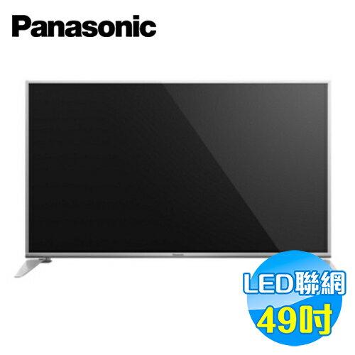 國際 Panasonic 49吋 6原色 智慧 FHD LED液晶電視 TH-49DS630W