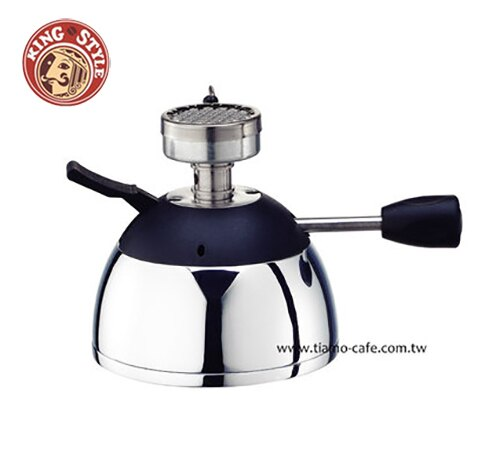 【Tiamo】迷你瓦斯爐附充氣座 (陶瓷爐頭) 登山爐 HT-5012D