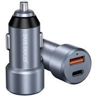 DUX DUCIS B30 車用充電器(PD + QC3.0 快充) USB/Type-C雙孔