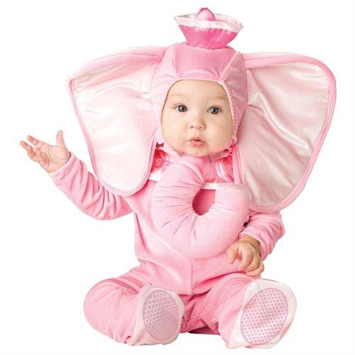 Pink Elephant Infant/Toddler Costume 0