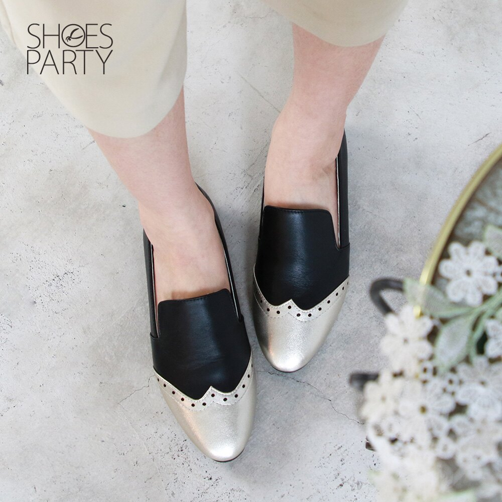 【C2-19308L】真皮牛津歐貝拉_Shoes Party 3