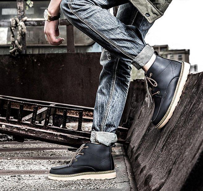【JP.美日韓】馬丁靴 高統 高統鞋 非Dr.Martens 馬汀鞋