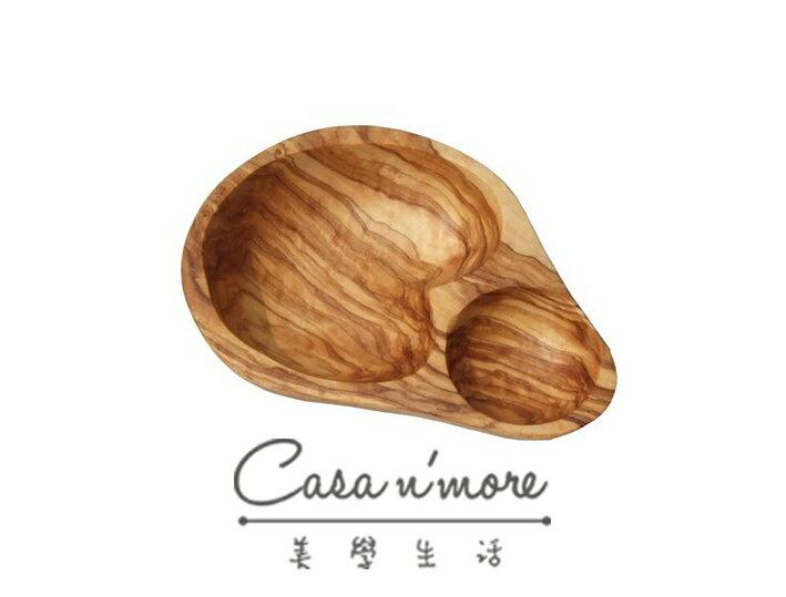 Olive Wood 天然木紋 橄欖木 呈菜盤、點心、沙拉,水果18cm - 限時優惠好康折扣