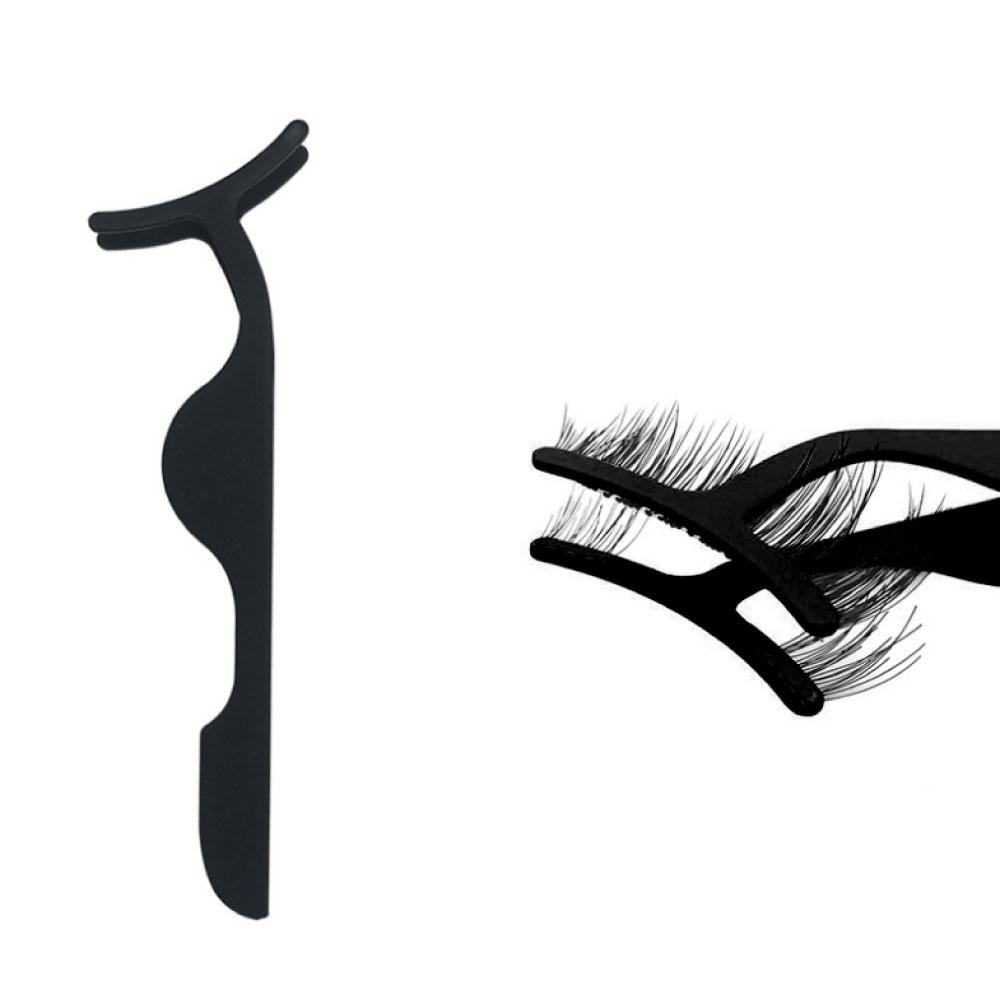 磁鐵假睫毛專用睫毛夾 睫毛夾 貼設計 鐵材質 輕便好攜帶 美容工具 睫毛輔助器
