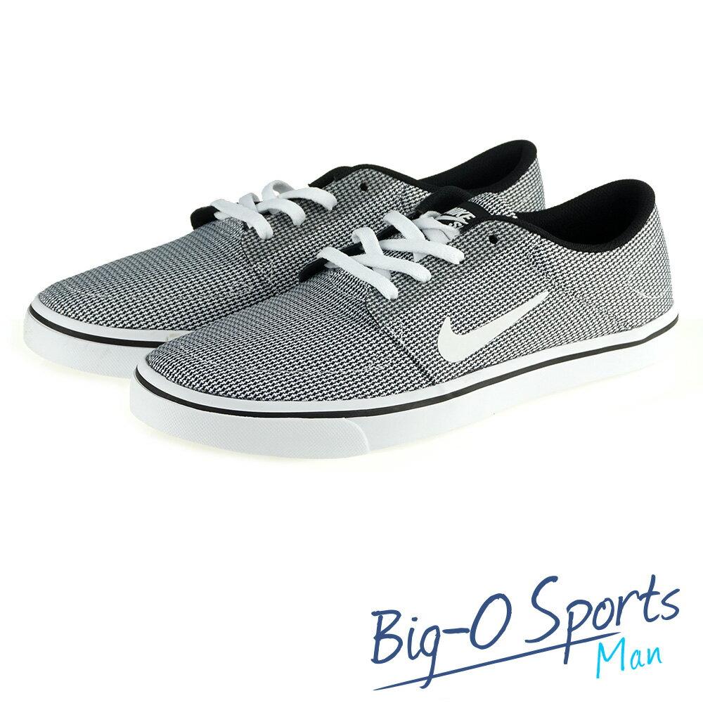 NIKE 耐吉 NIKE SB PORTMORE CNVS PREMIUM  潮流休閒鞋 男 807399010 Big-O Sports