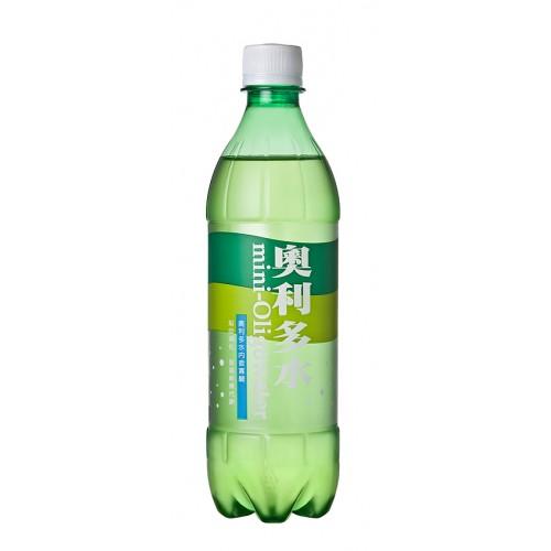 金車奧利多水600ml (4瓶/組)【合迷雅好物商城】