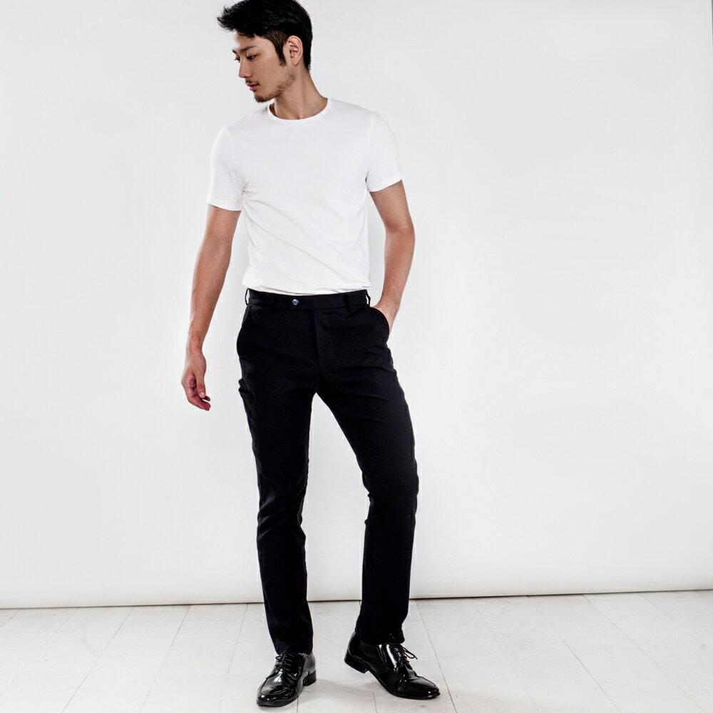 極致黑八口袋商旅紳士褲 MANHATTAN BLACK 8 POCKETS 1
