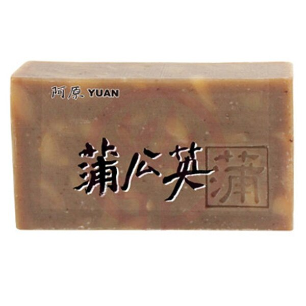 阿原肥皂 蒲公英皂(100g)x1