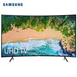 Samsung 三星 UA55NU7300WXZW 55吋 4K UHD 黃金曲面 液晶電視 Series 7系列