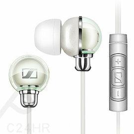 志達電子 CX890i 白 SENNHEISER CX 890i 耳道式耳機(宙宣公司貨,保固二年) For iPhone/iPad/iPod