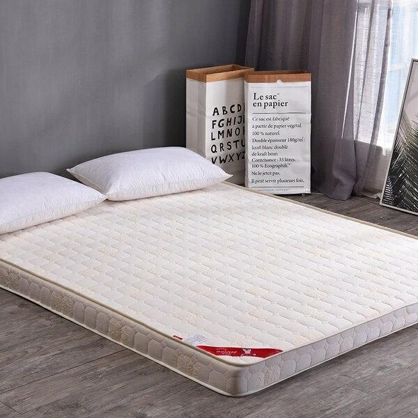 記憶棉床墊1.5m1.8m加厚榻榻米褥子雙人1.2米宿舍可折疊海綿墊被厚度10cm 東京戀歌
