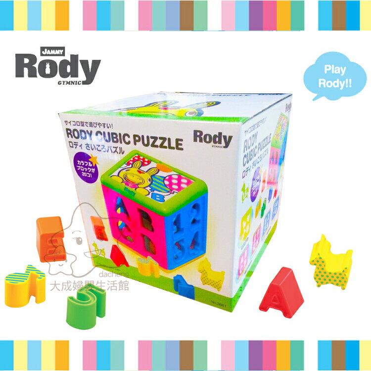 【大成婦嬰】Rody 積木益智盒3661 積木  /  嬰幼兒 玩具 2