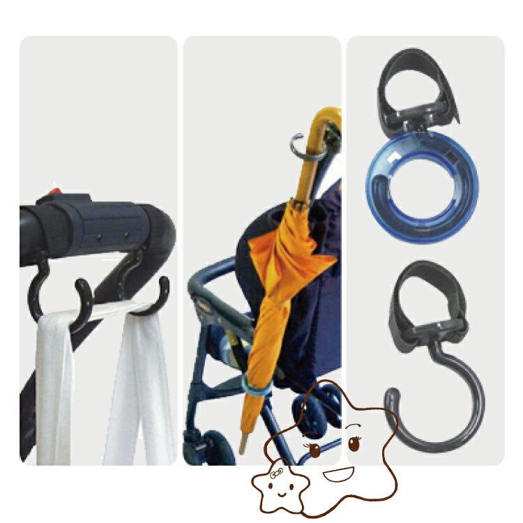 【大成婦嬰】多功能掛鉤附雨傘扣環 1
