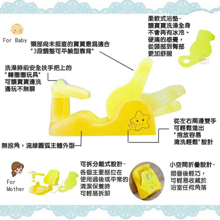 【大成婦嬰】Aprica 愛普力卡 多功能沐浴椅 1