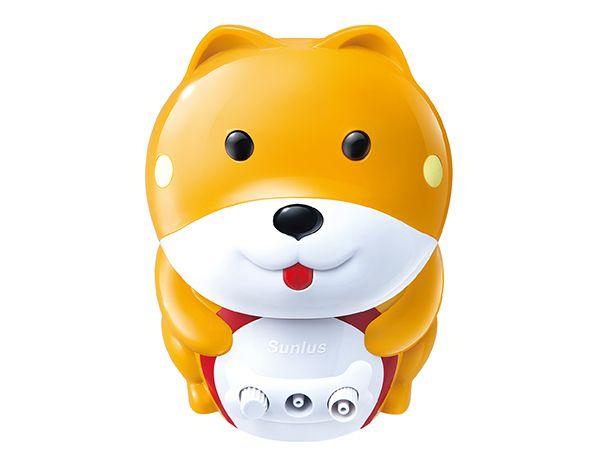 三樂事噴霧器金波比DOG,加贈舒喜滿洗鼻器溫和型115ml