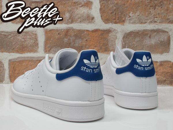 BEETLE PLUS ADIDAS ORIGINALS STAN SMITH 白藍 愛迪達 復古 女鞋 S74778 2