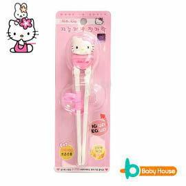 『121婦嬰用品館』baby house  Hello Kitty 3D立體學習筷 (右手專用) 0