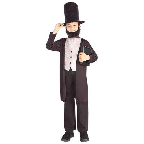 Abraham Lincoln Child Costume 0