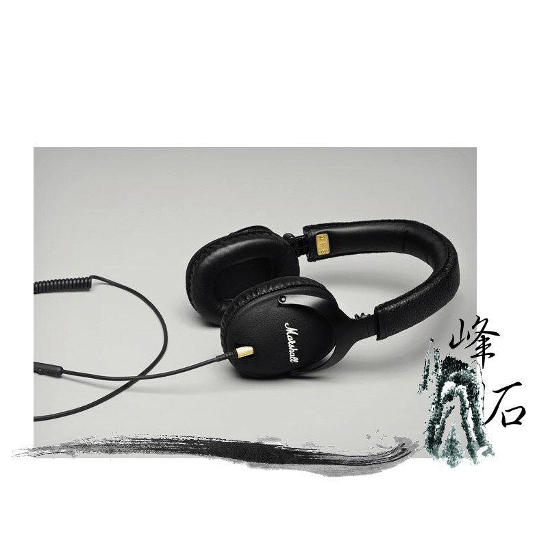 樂天 !暑假限定 ^! Marshall Monitor 耳罩式耳機 兩側耳罩可調式樞紐