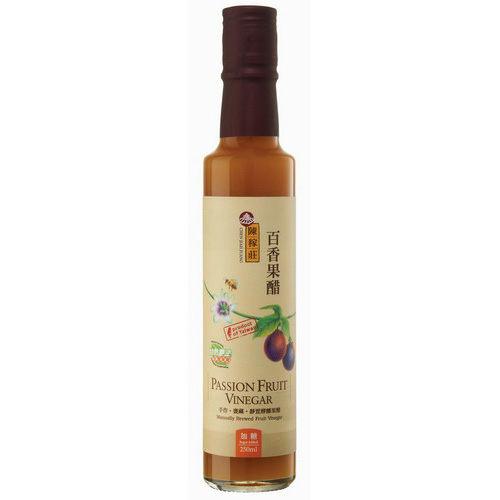 陳稼莊百香果醋(加糖)250ml瓶