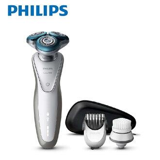 飛利浦PHILIPS君爵系列乾濕兩用三刀頭電鬍刀(S7530)