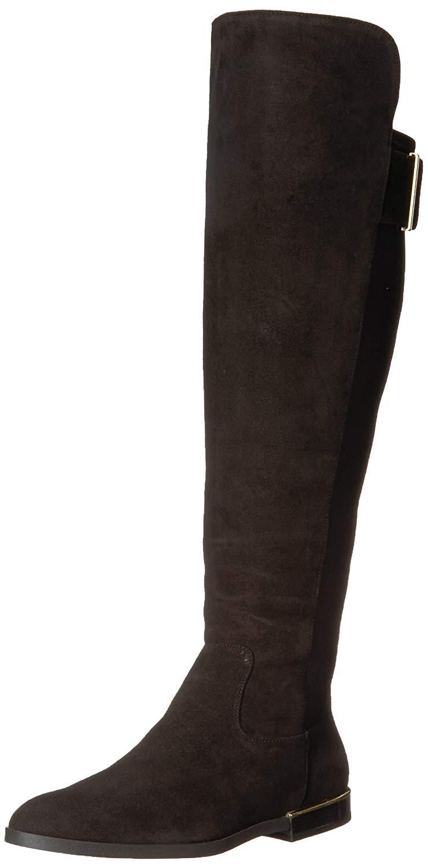 ef4cfcd0796 PairMySole  Calvin Klein Womens Priya WIDE CALF Leather