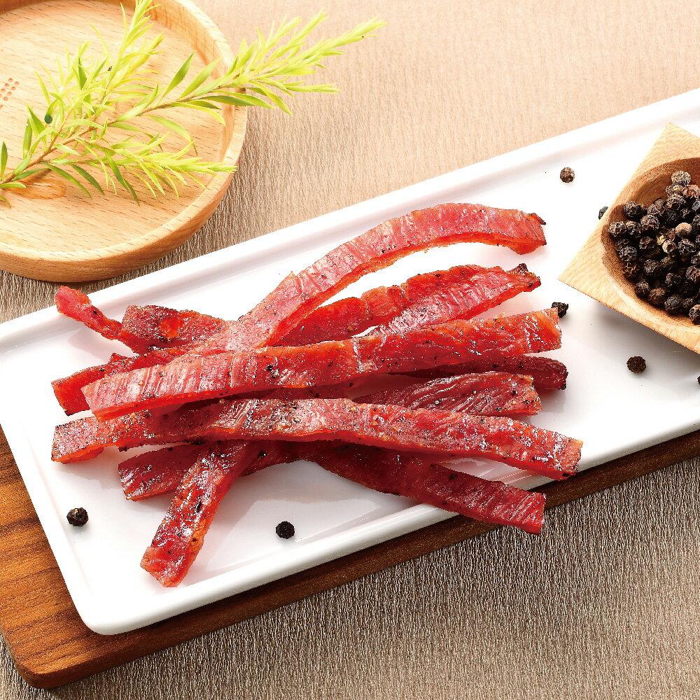 【超值清爽免運組】圓燒豬肉乾-鮮檸檬+條子豬肉乾-原味+ 嚴選檸檬豬肉絲★ 2