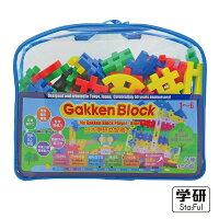積木玩具推薦到《 Gakken 》日本學研益智積木-挑戰系列藍色就在寶寶共和國推薦積木玩具