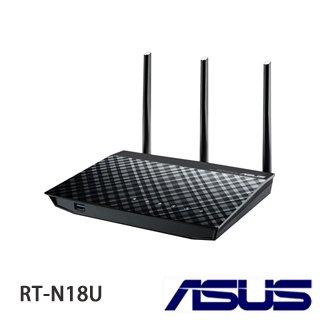 ASUS華碩 RT-N18U 無線網路分享器 600M