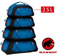 【鄉野情戶外用品店】 Mammut 長毛象 |瑞士| Cargo Light 行李袋裝備袋 多用途旅行背包-黯青/03880-5611 【容量25L】
